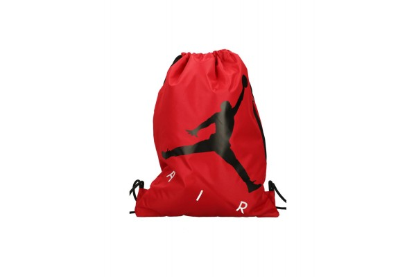 JORDAN AIR DRAWSTRING GYM SACK 9A0502-R78 Κόκκινο