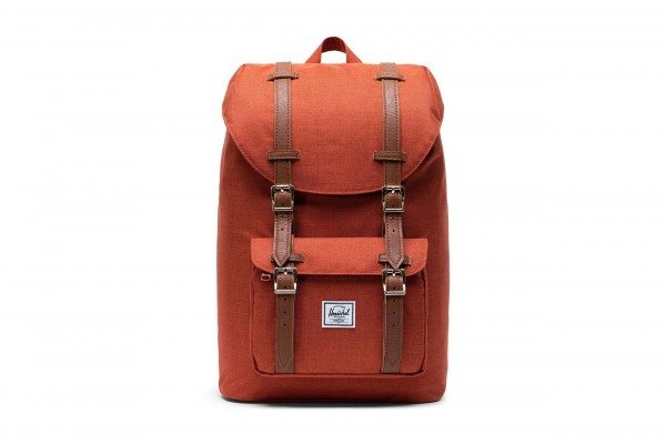 HERSCHEL LITTLE AMERICA MID-VOLUME 10020-03002 Μπορντό