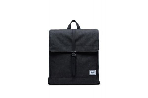 HERSCHEL CITY MID-VOLUME 10486-02093 Μαυρο