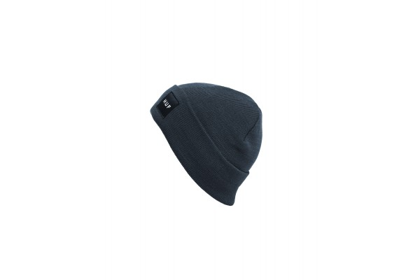 HUF ESSENTIALS BOX LOGO BEANIE BN00090-FRNVY Μπλε