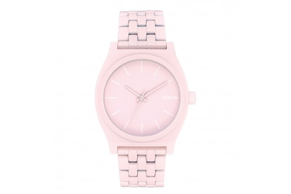 NIXON THE TIME TELLER ALL MATTE PETAL A045-3164-00 Ο-C