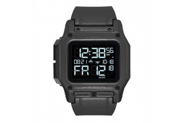 NIXON REGULUS ALL BLACK A1180-001-00 Ο-C