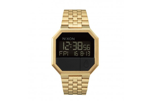 NIXON THE RE-RUN ALL GOLD A158-502-00 Ο-C