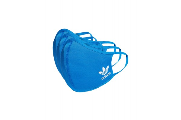 adidas Performance FACE COVERS M/L 3-PACK H32391 Royal Blue