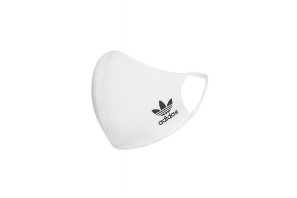 adidas Performance FACE COVERS M/L 3-PACK HB7850 White