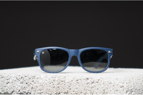 KNOCKAROUND FORT KNOCKS POLARIZED KNFTSK3050-NAVYBLUE/SMOKE Μπλε