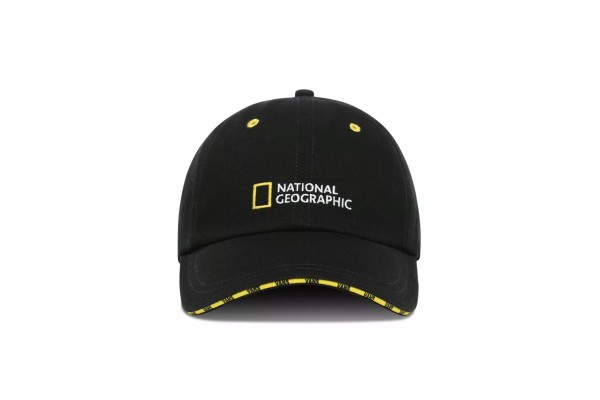 VANS X NATIONAL GEOGRAPHIC HAT VA4RGQBLK-BLK Μαύρο