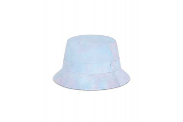 NEW ERA WMNS TIE DYE BUCKET 60112737 Σιελ