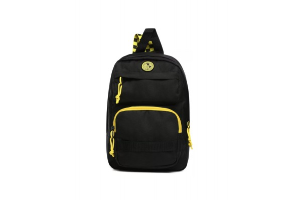 VANS X NATIONAL GEOGRAPHIC BACKPACK VA4RGRBLK-BLK Μαύρο