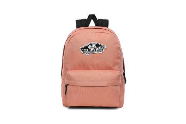 VANS WM REALM BACKPACK VA3UI6ZLS-ZLS Ροζ