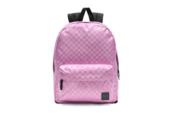 VANS WM DEANA III BACKPACK V21M0FS-0FS Λιλά