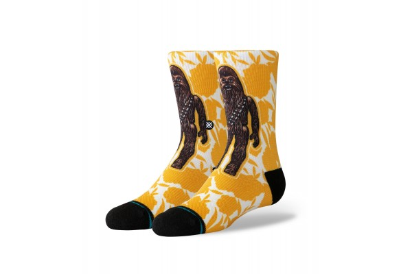 STANCE FLORAL CHEWIE KIDS K558D19FLC-YEL Yellow