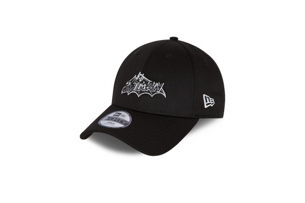 NEW ERA KIDS CY CHARACTER INFILL 9FORTY BATMAN 60112547 Μαύρο