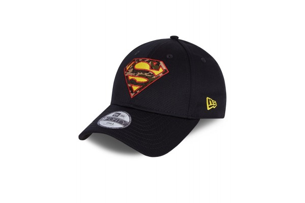NEW ERA KIDS CY CHARACTER INFILL 9FORTY SUPERMAN 60112548 Μπλε