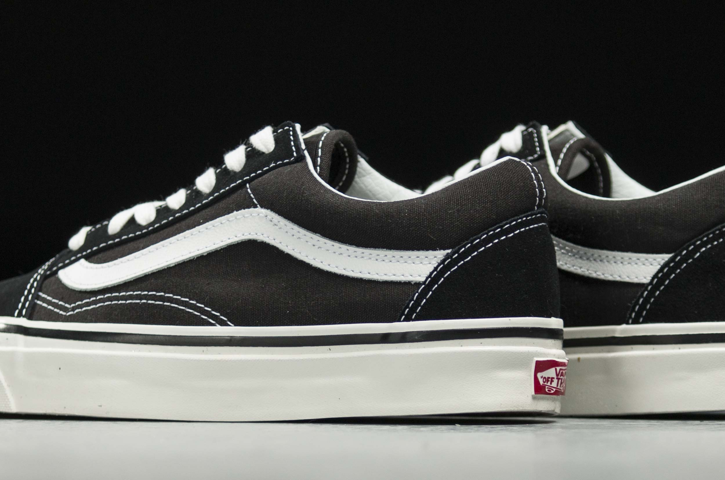VANS UA OLD SKOOL 36 DX VA38G2PXC-PXC Μαύρο