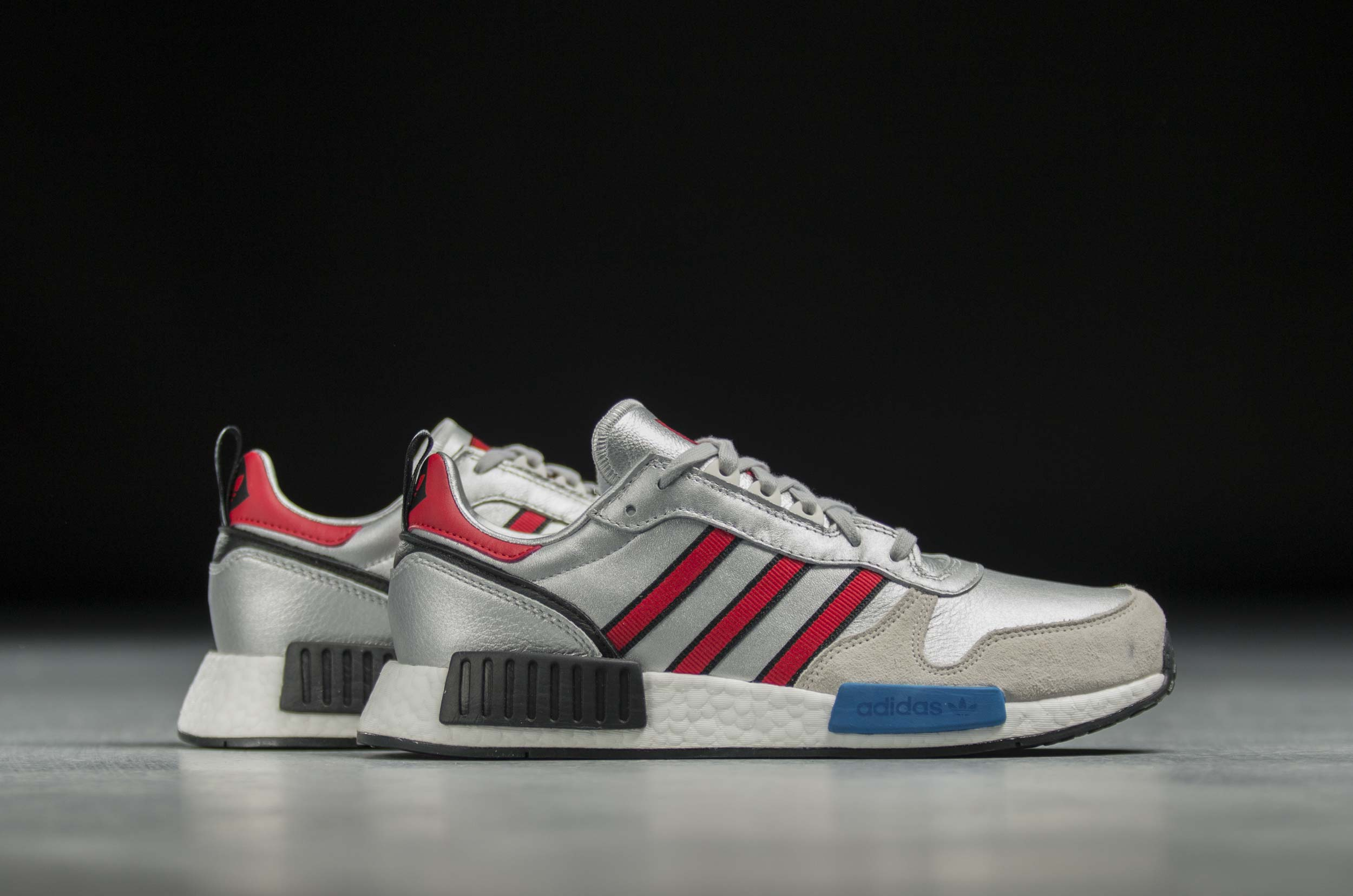 adidas Originals RISINGSTARXR1 G26777 Ασημί