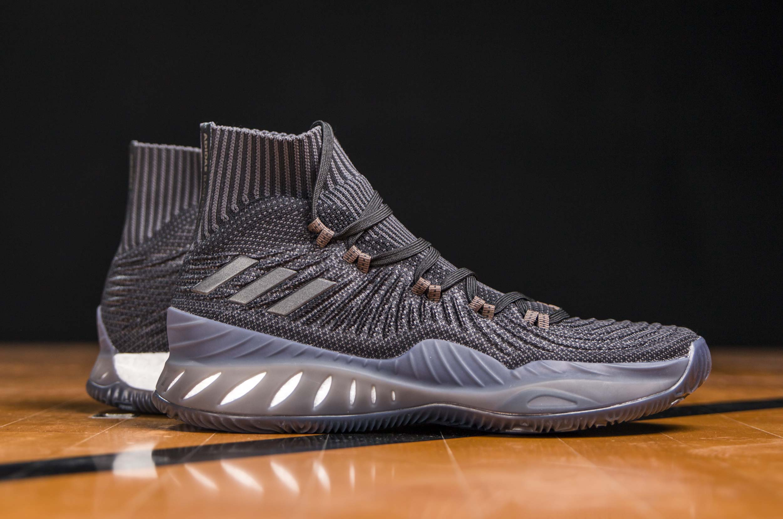 adidas Performance CRAZY EXPLOSIVE 2017 BY3764 Μαύρο
