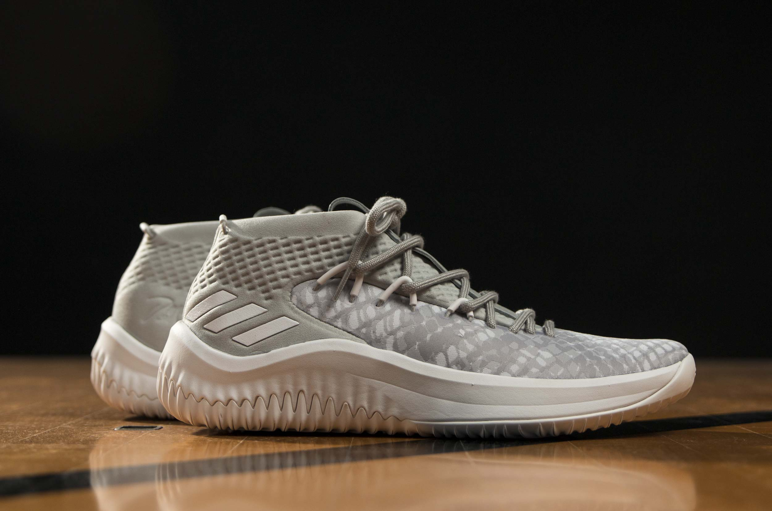 first rate 256ae e9dc4 adidas Performance DAME 4 BY4495 Γκρί ...