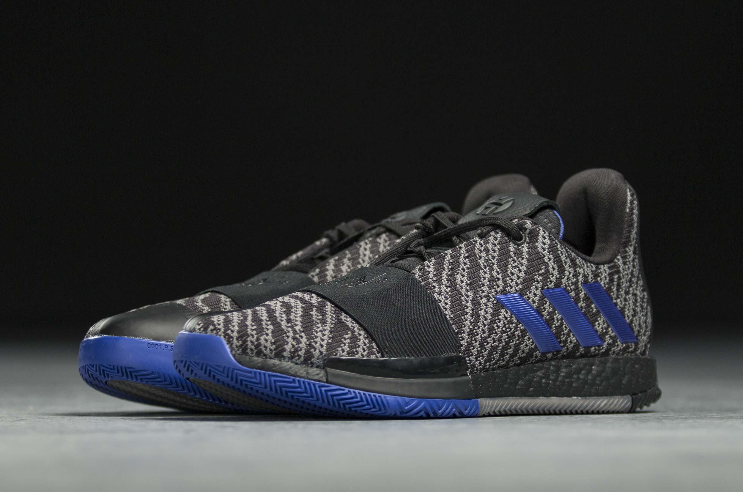 adidas Performance HARDEN VOL.3 G26811 Μαύρο