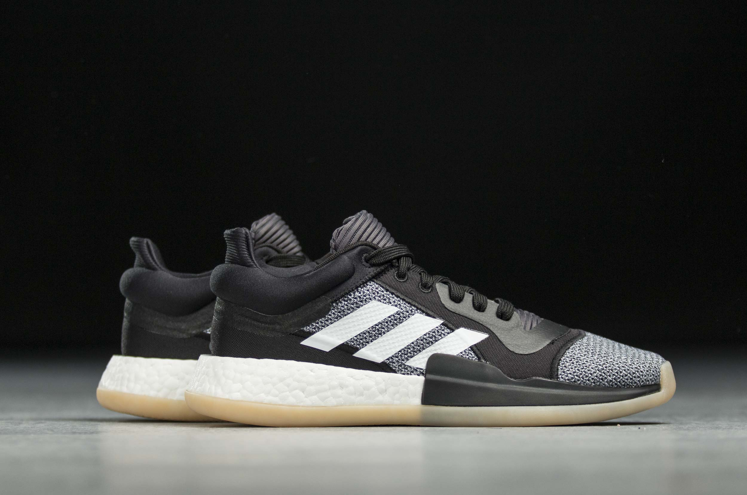 adidas Performance MARQUEE BOOST LOW D96932 Μαύρο