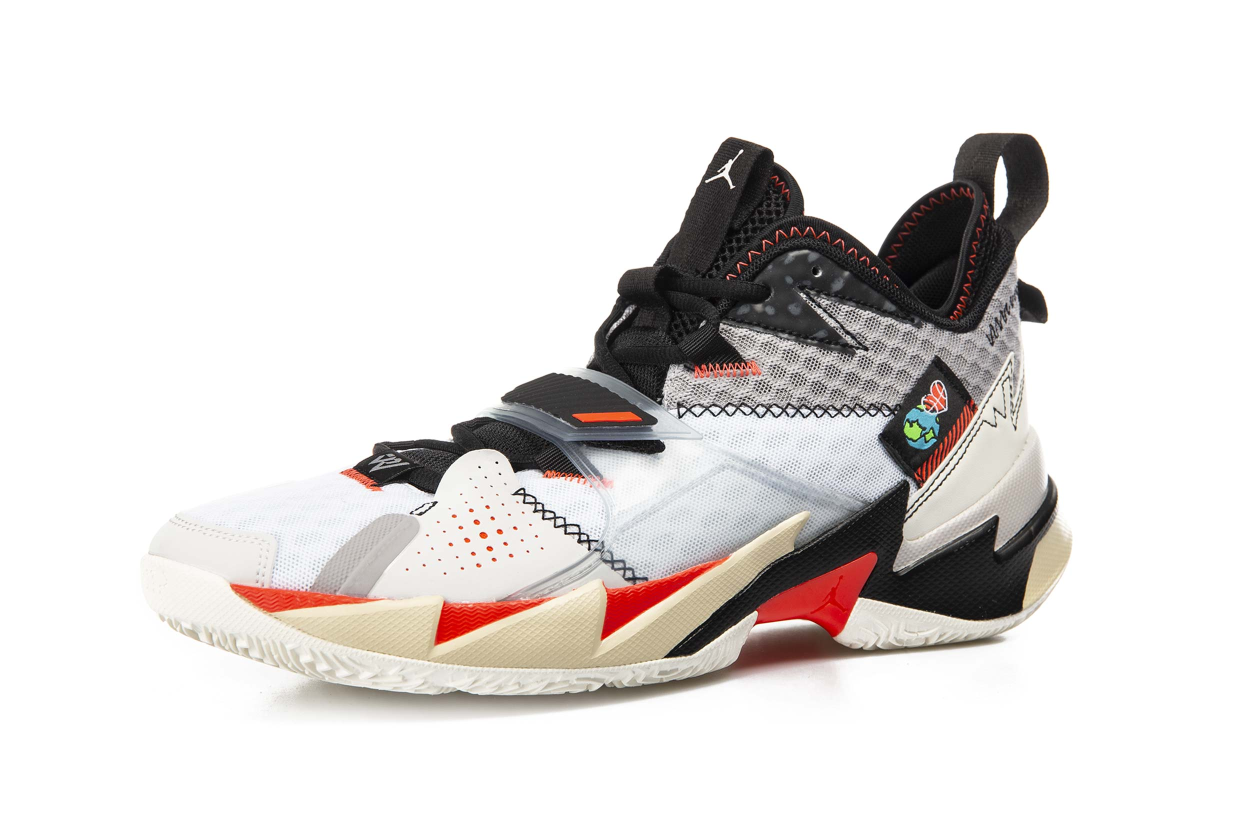 JORDAN WHY NOT ZER0.3 CD3003 101 Λευκό
