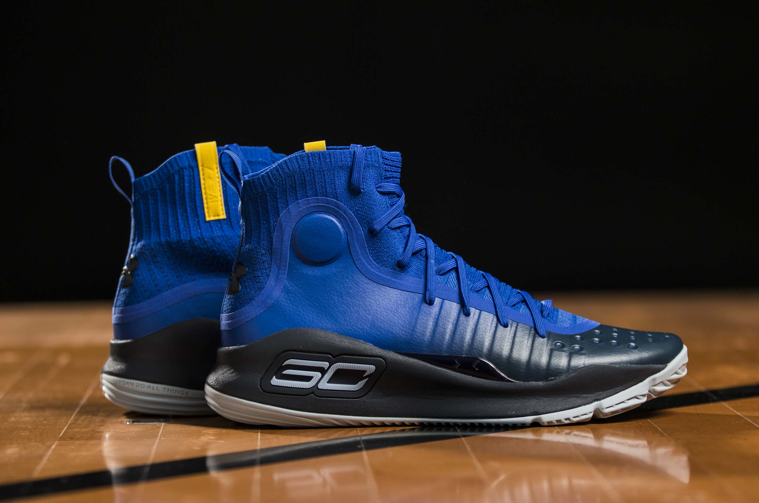 UNDER ARMOUR CURRY 4 1298306-401 Ρουά ... ced41637185