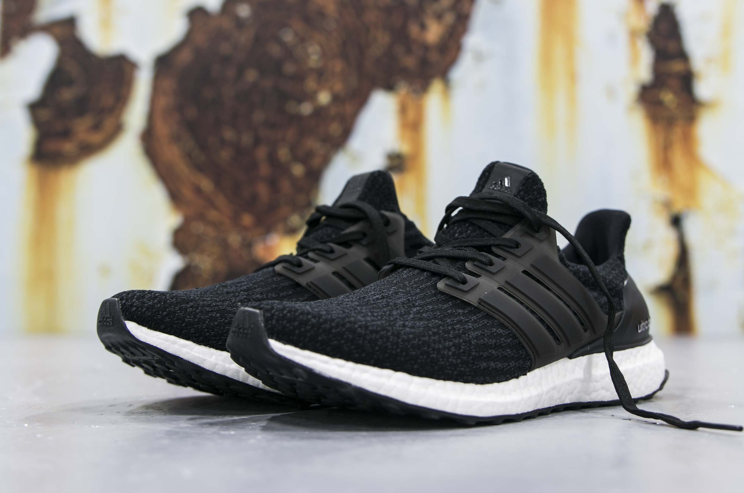 adidas Performance ULTRABOOST BA8842 Μαύρο