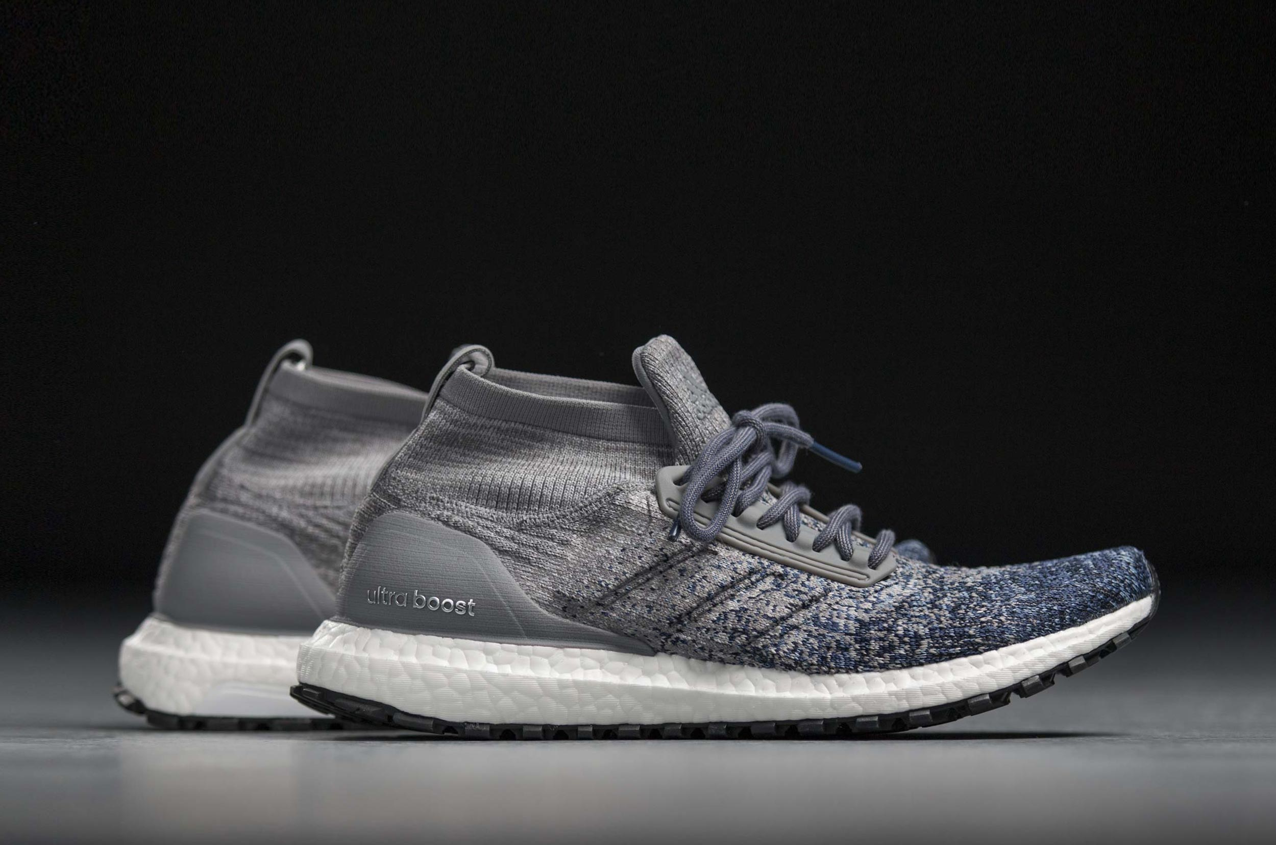 Adidas performance ultraboost tutto terreno bb6128 Γκρί