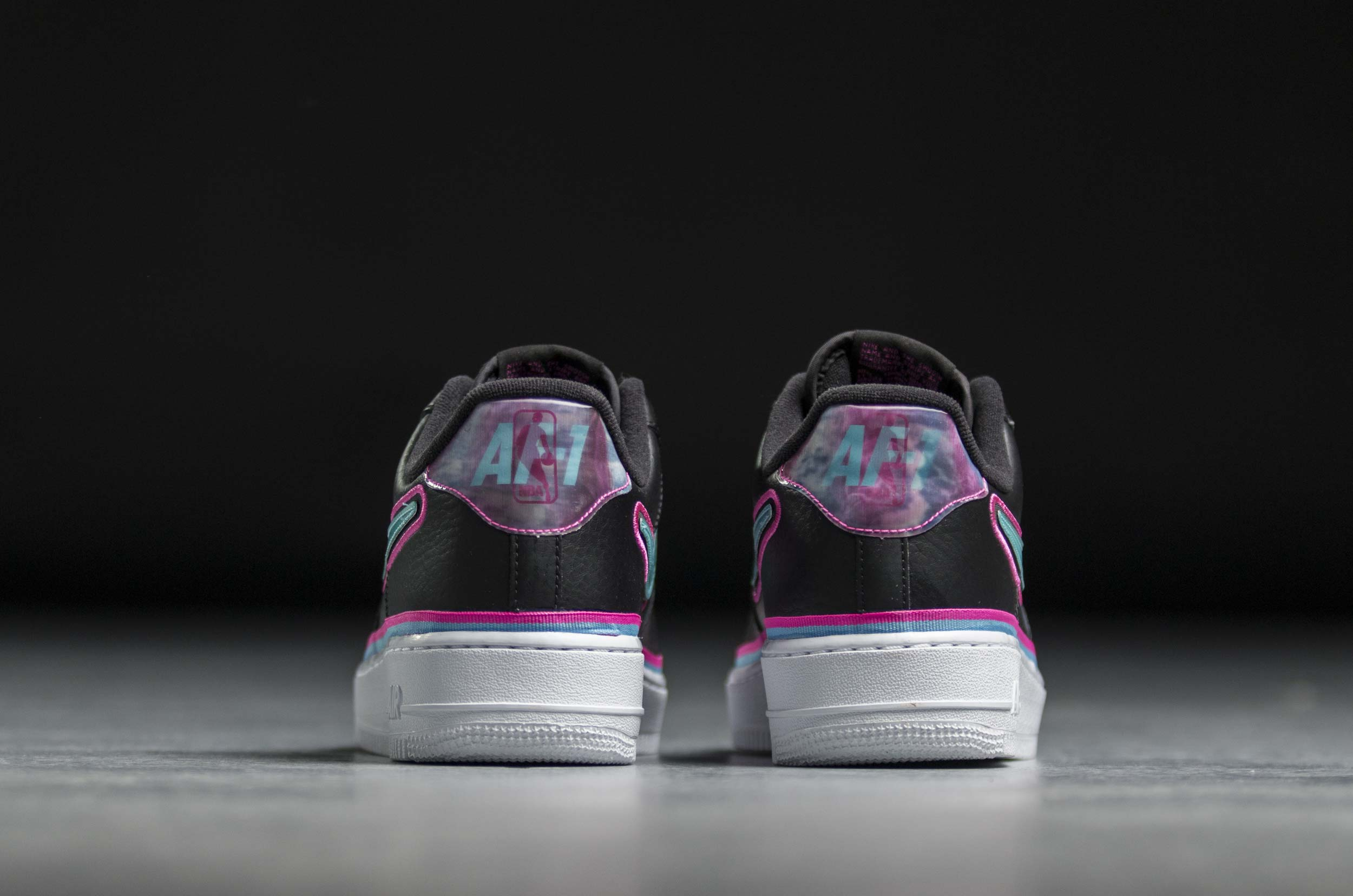 NIKE AIR FORCE 1 '07 LV8 SPORT AJ7748-002 Μαύρο