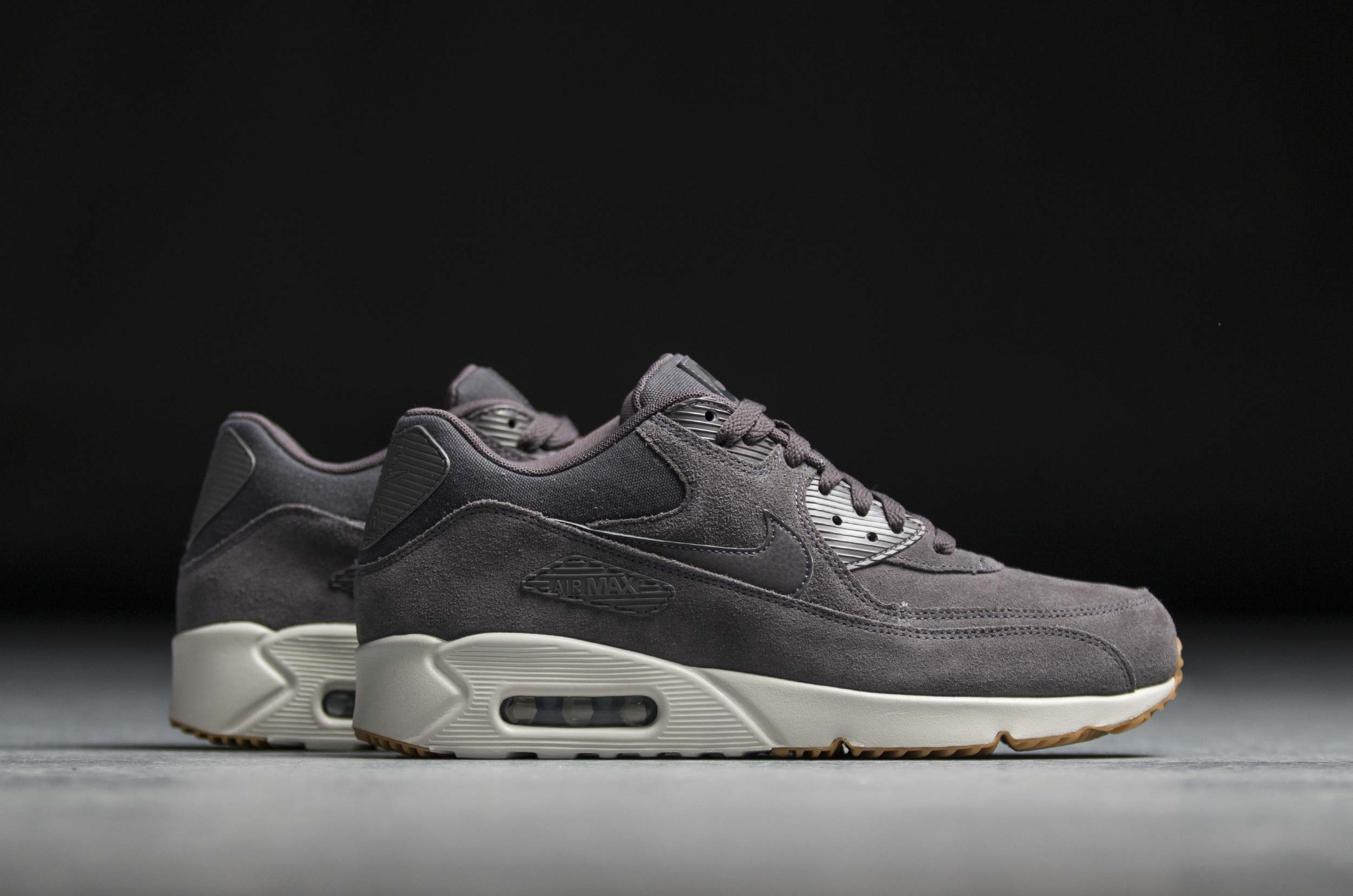 NIKE AIR MAX 90 ULTRA 2.0 LTR 924447-004 Ανθρακί