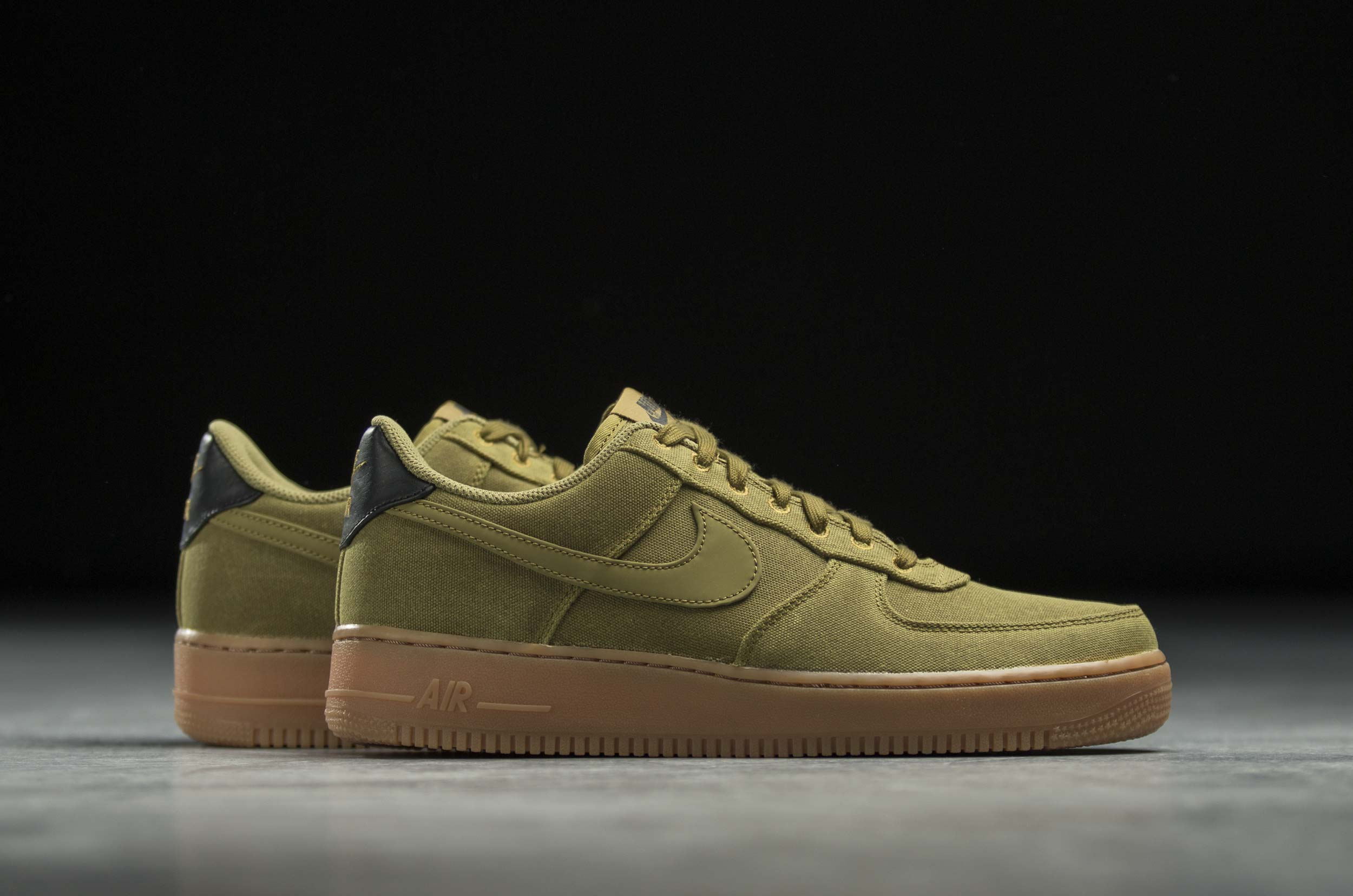 NIKE AIR FORCE 1 '07 LV8 STYLE AQ0117-300 Χακί