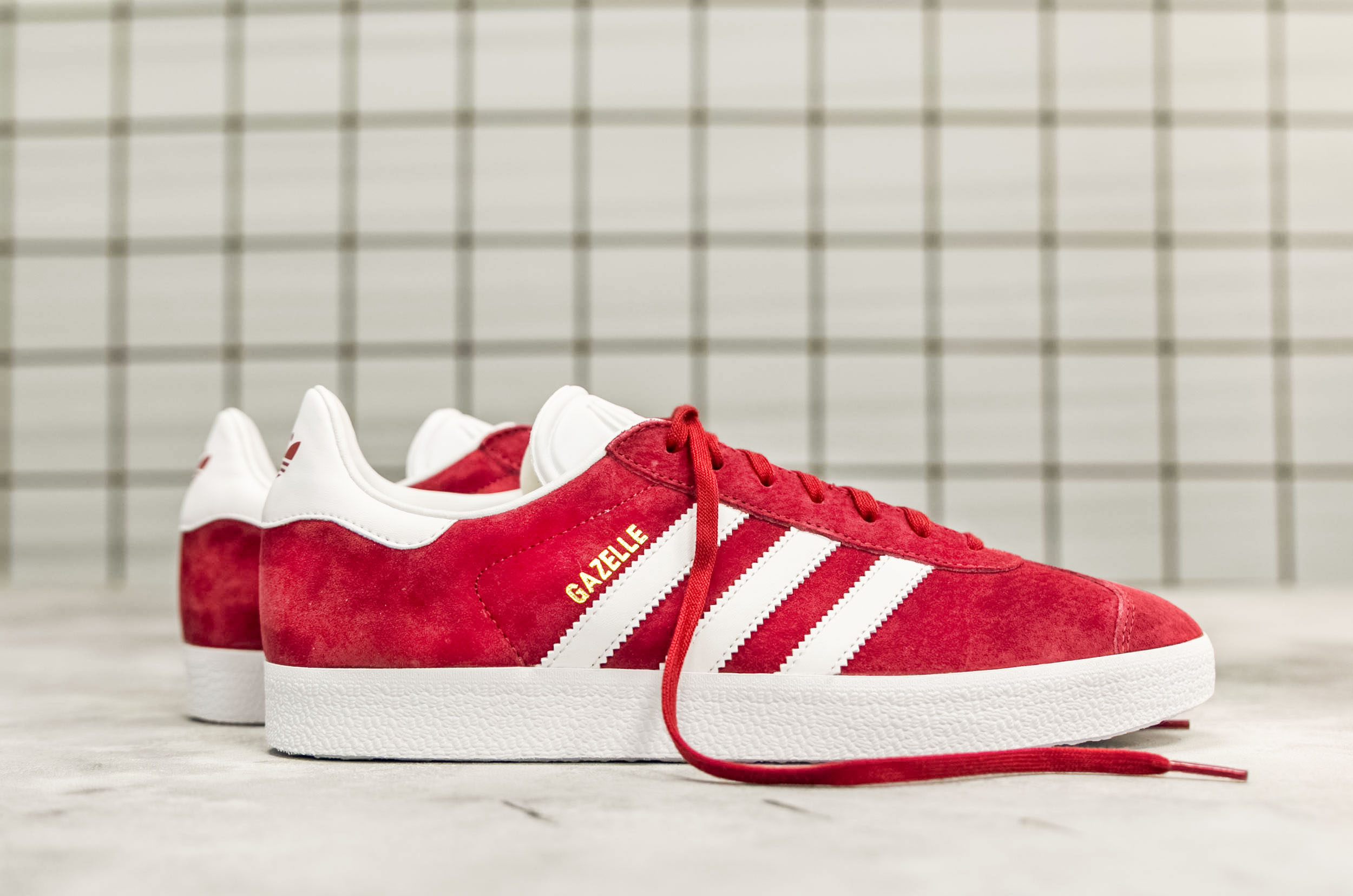 adidas Originals GAZELLE S76228 Μπορντό