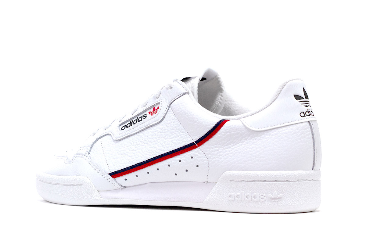 adidas Originals CONTINENTAL 80 G27706 Λευκό
