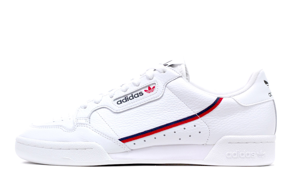 adidas Originals CONTINENTAL 80 G27706 Λευκό | SneakerCage.gr