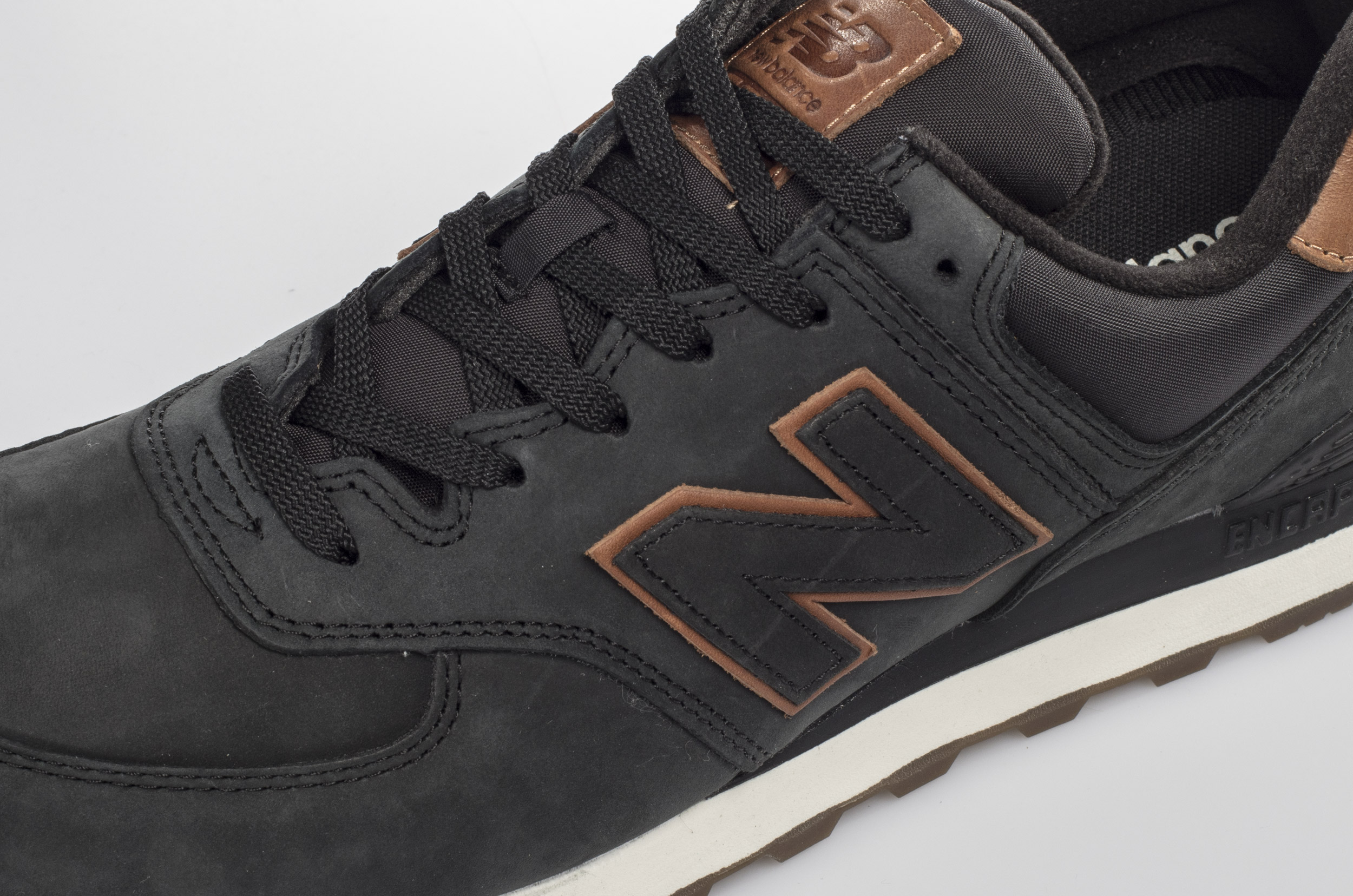 NEW BALANCE ML574NBI Μαύρο