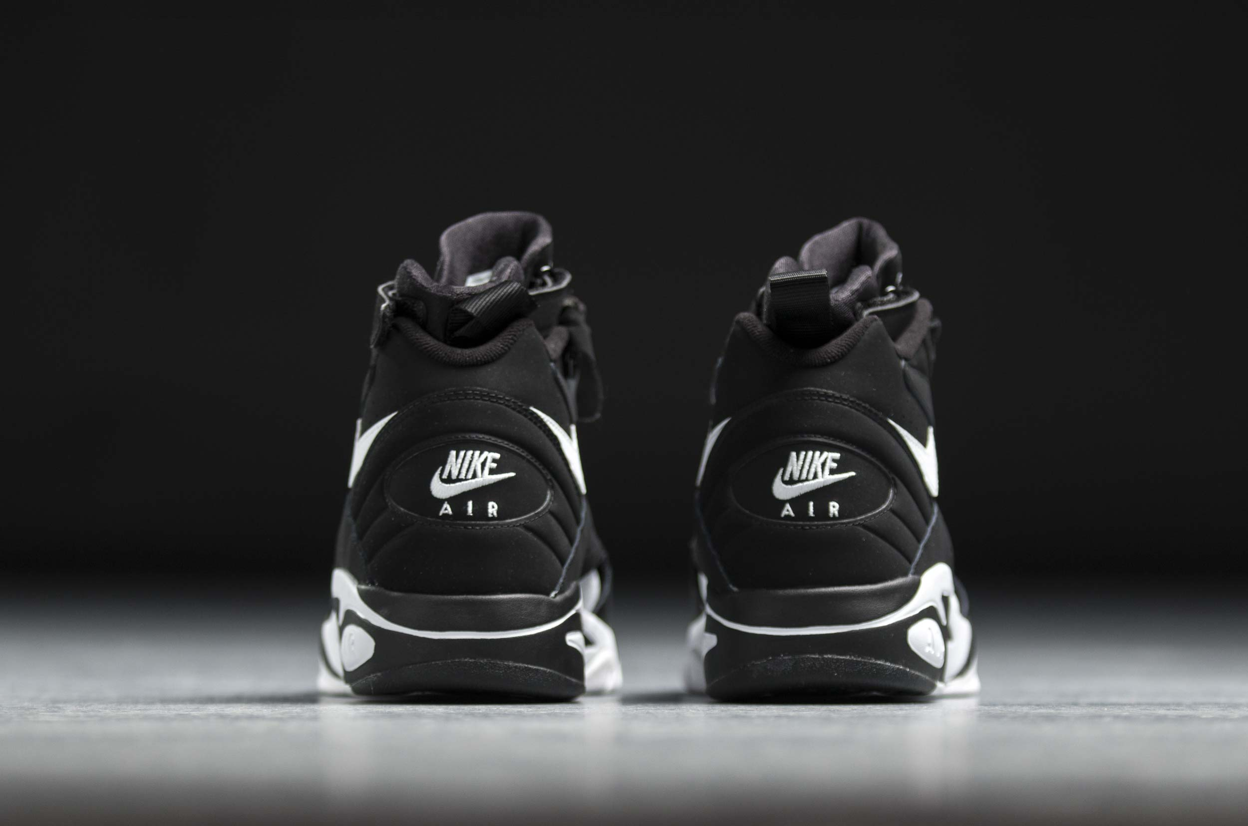 NIKE AIR MAESTRO II LTD AH8511-001 Μαύρο