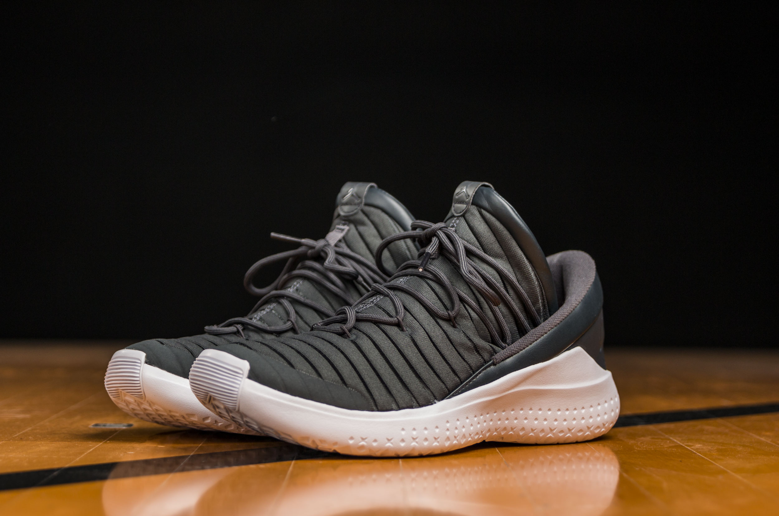 JORDAN FLIGHT LUXE 919715-005 Ανθρακί