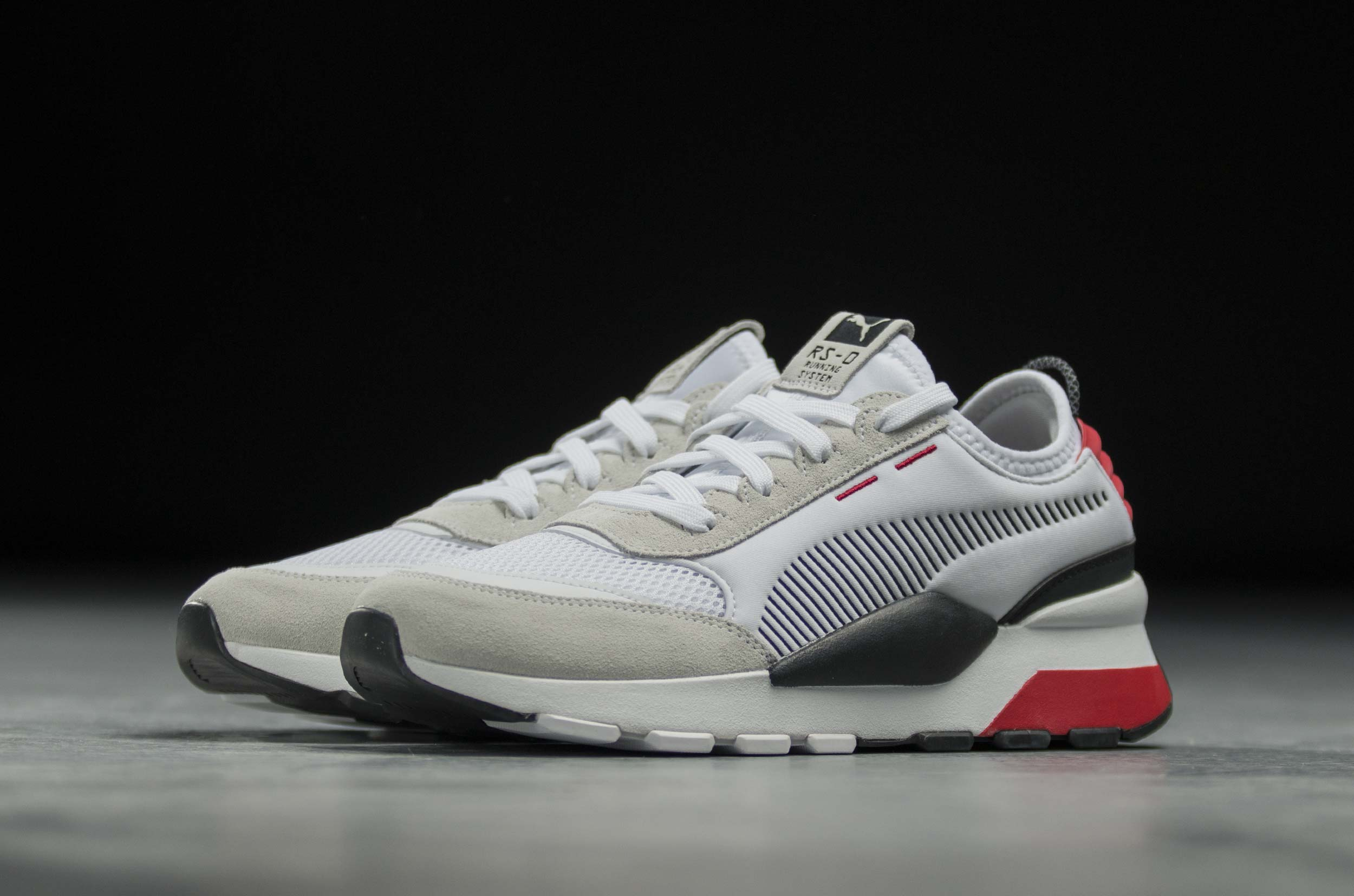 PUMA RS-0 WINTER INJ TOYS 369469-01 Λευκό