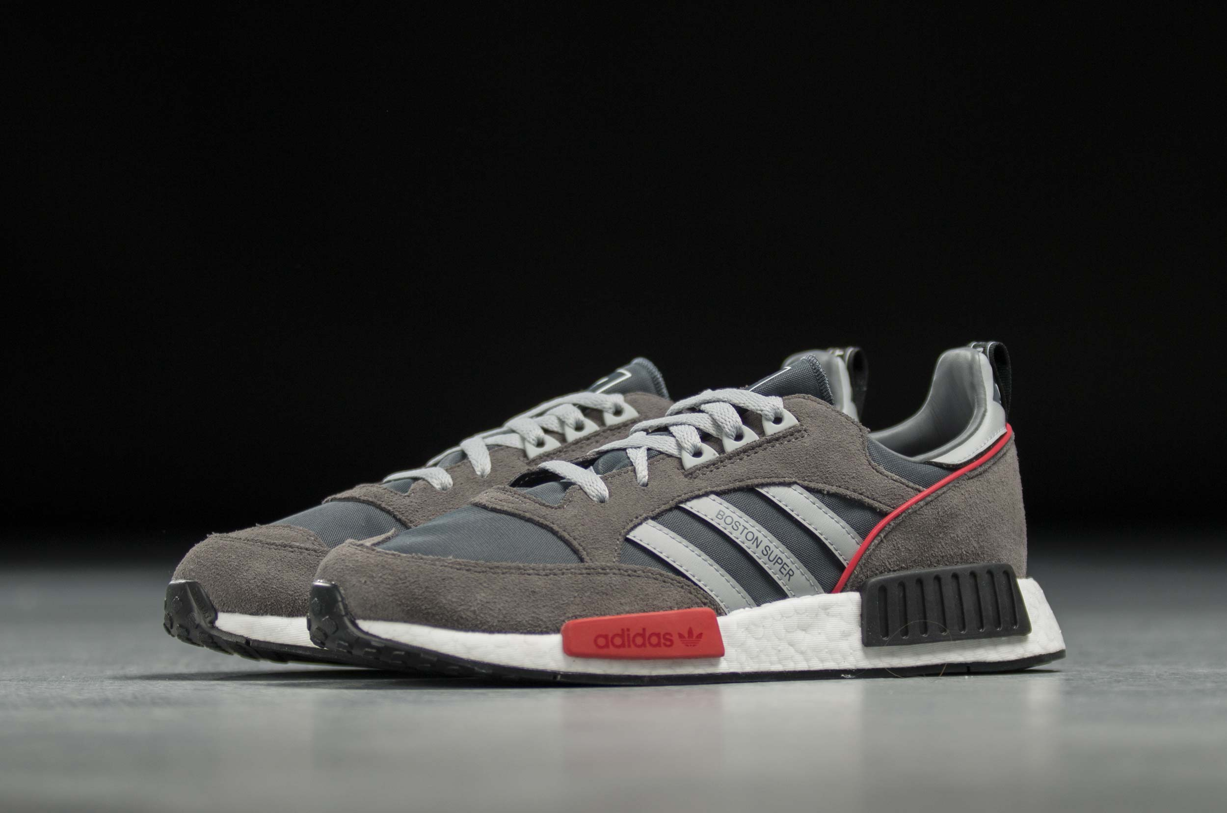 adidas Originals BOSTONSUPERxR1 G26776 Ανθρακί