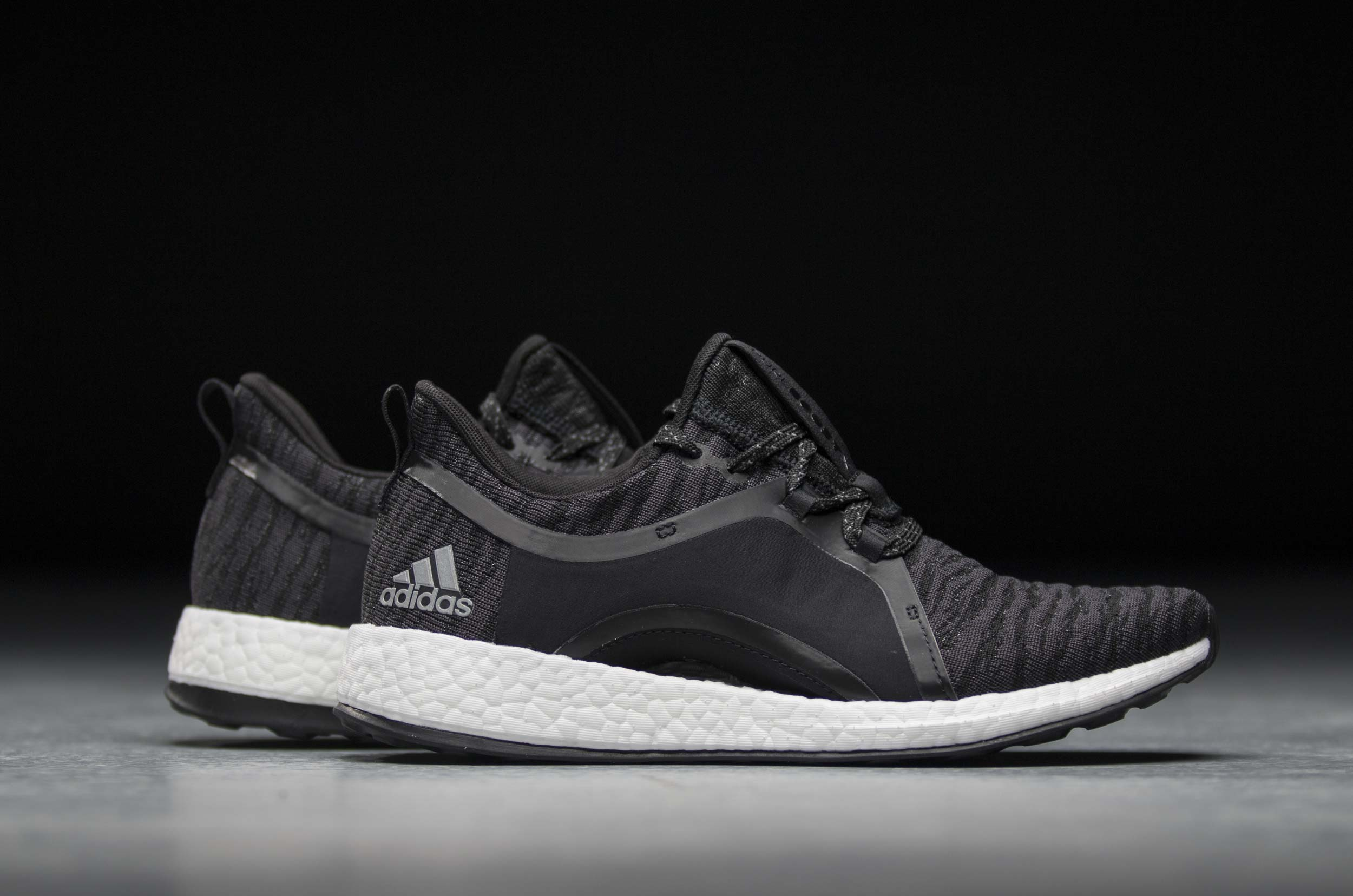purchase cheap 3c579 d8ae3 adidas Performance PUREBOOST X BY8928 Μαύρο ...