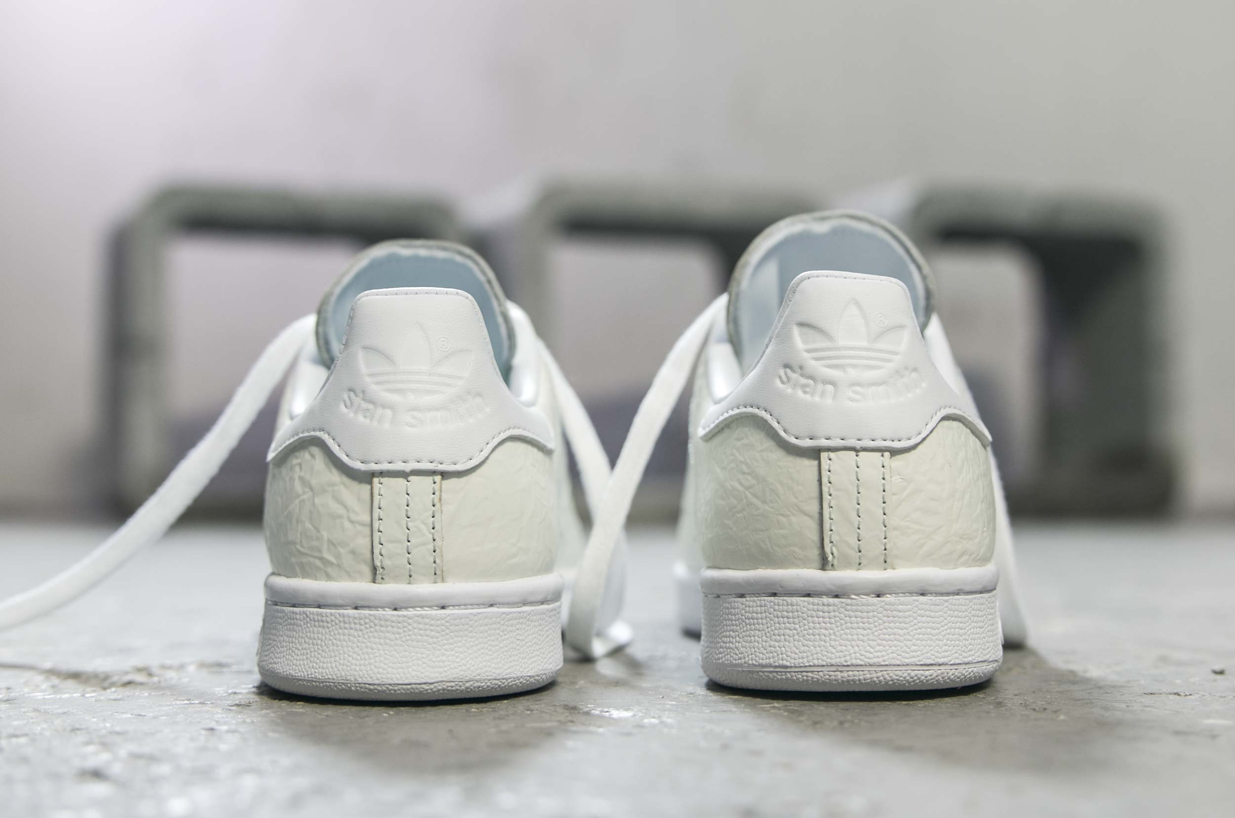 Rebotar romántico Pack para poner  adidas Originals STAN SMITH S76666 Λευκό | SneakerCage.gr