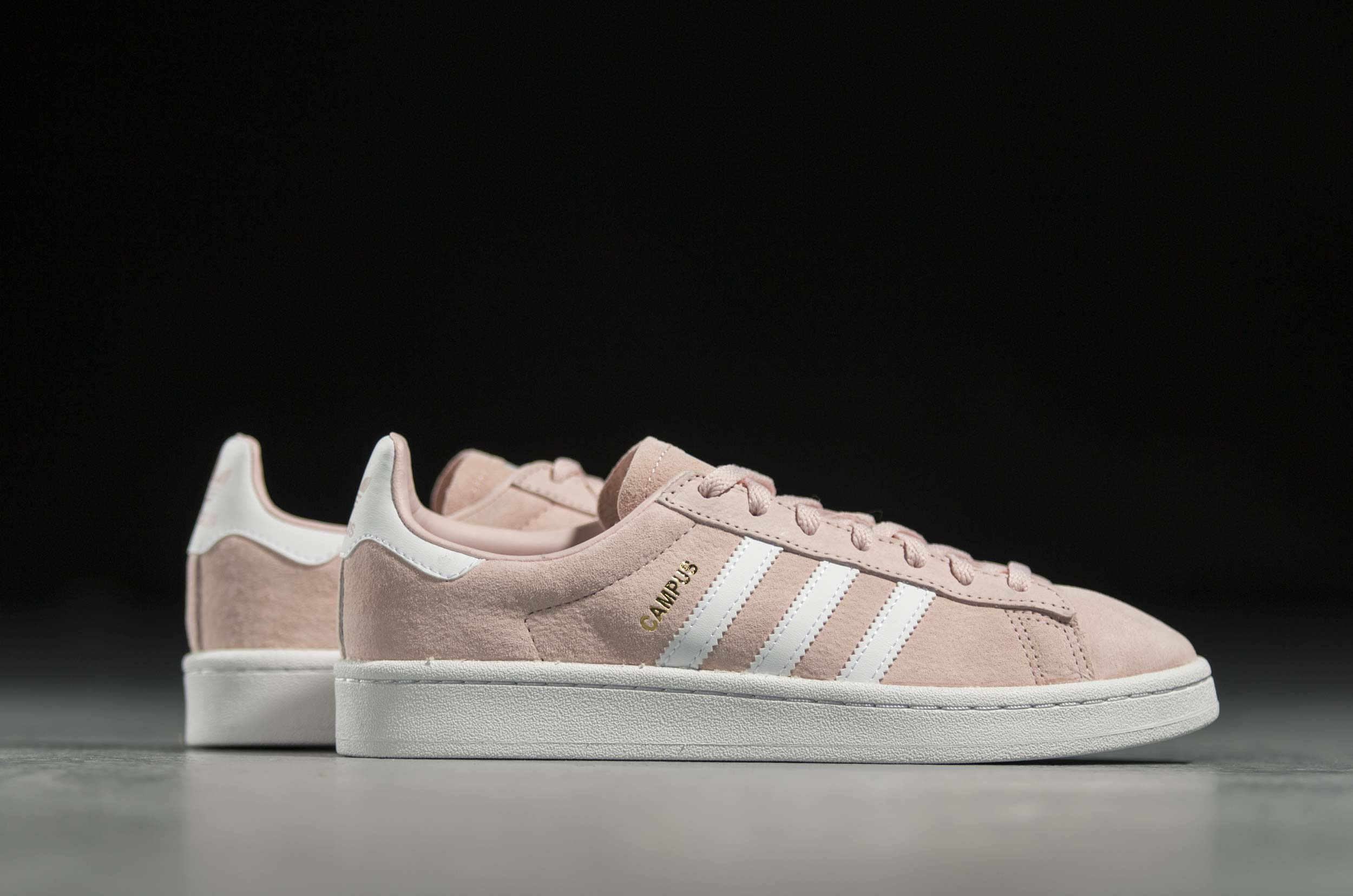 info for a5ab8 d0b75 adidas Originals CAMPUS W BY9845 Ροζ ...