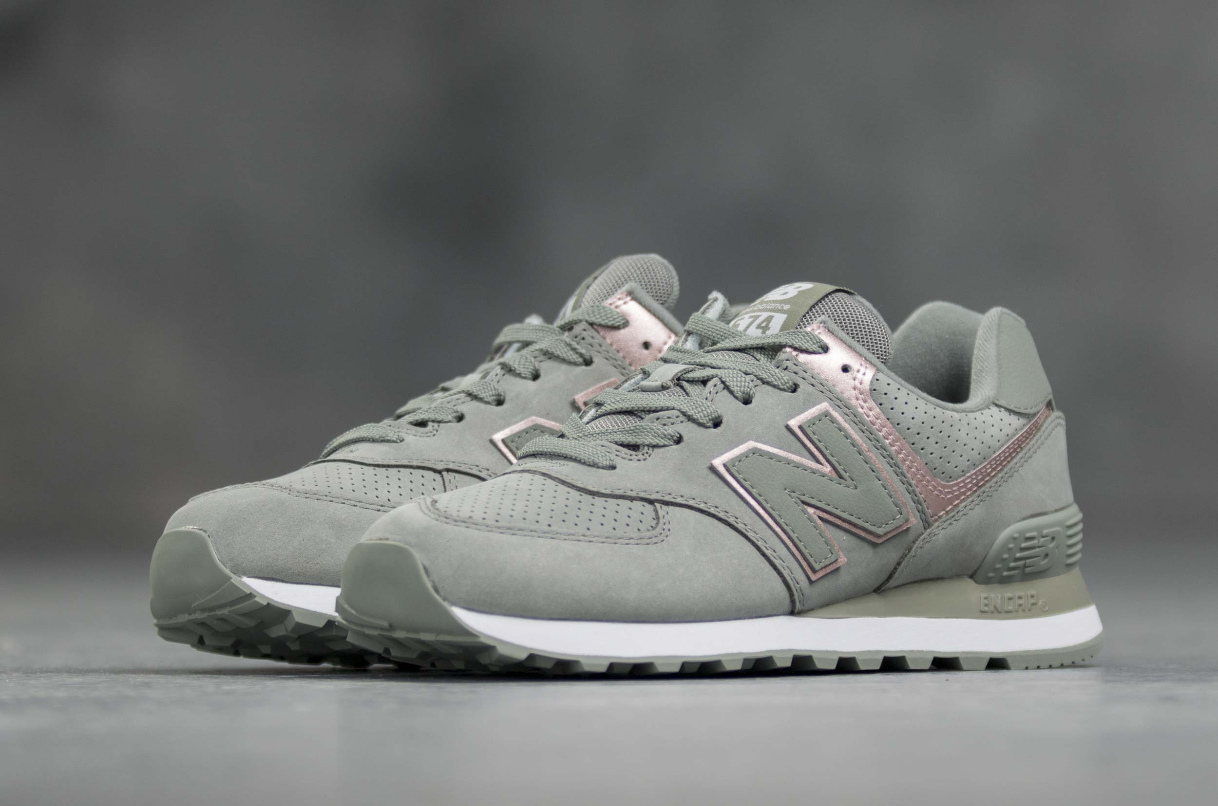 pretty nice 85277 27905 NEW BALANCE WL574NBL Χακί | SneakerCage.gr