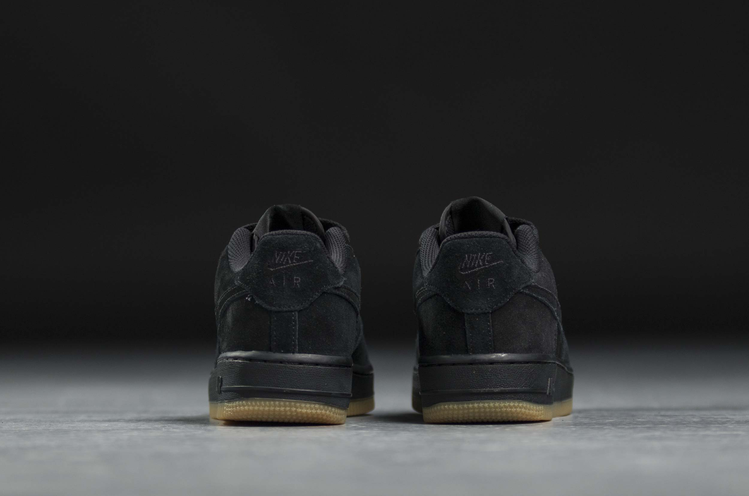 NIKE AIR FORCE 1 PREMIUM AR0042-001 Μαύρο