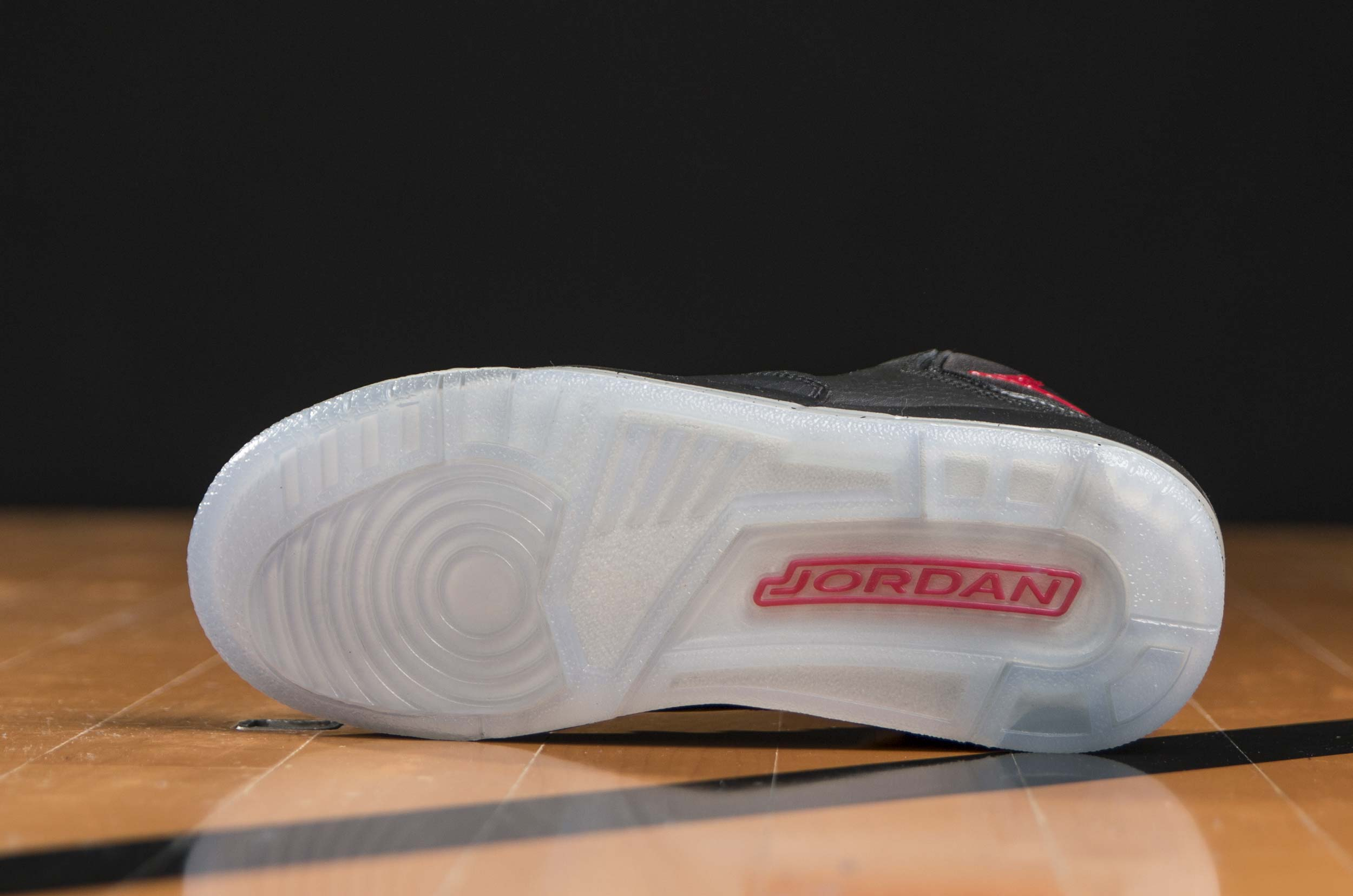 JORDAN COURTSIDE 23 AR1002-023 Μαύρο