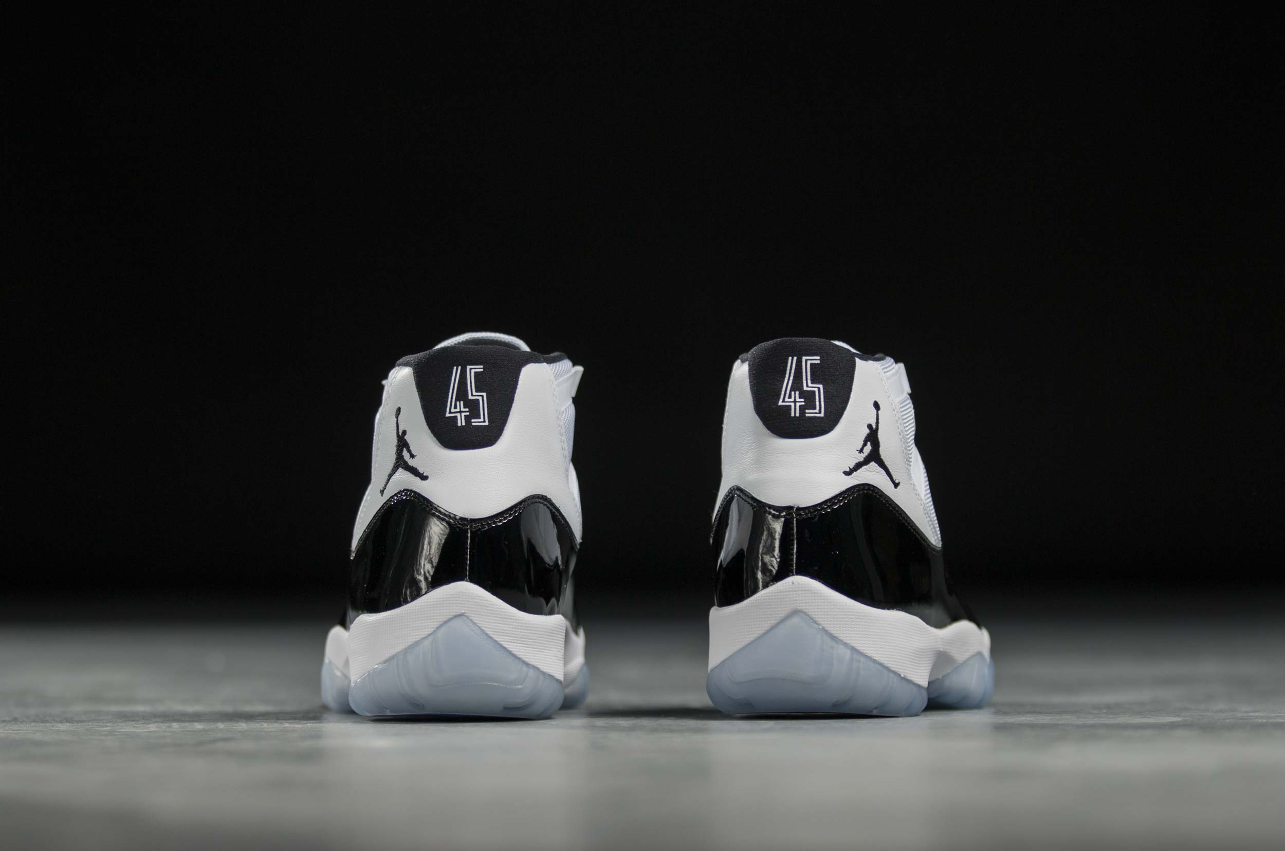 JORDAN AIR 11 RETRO GS 378038-100 Λευκό