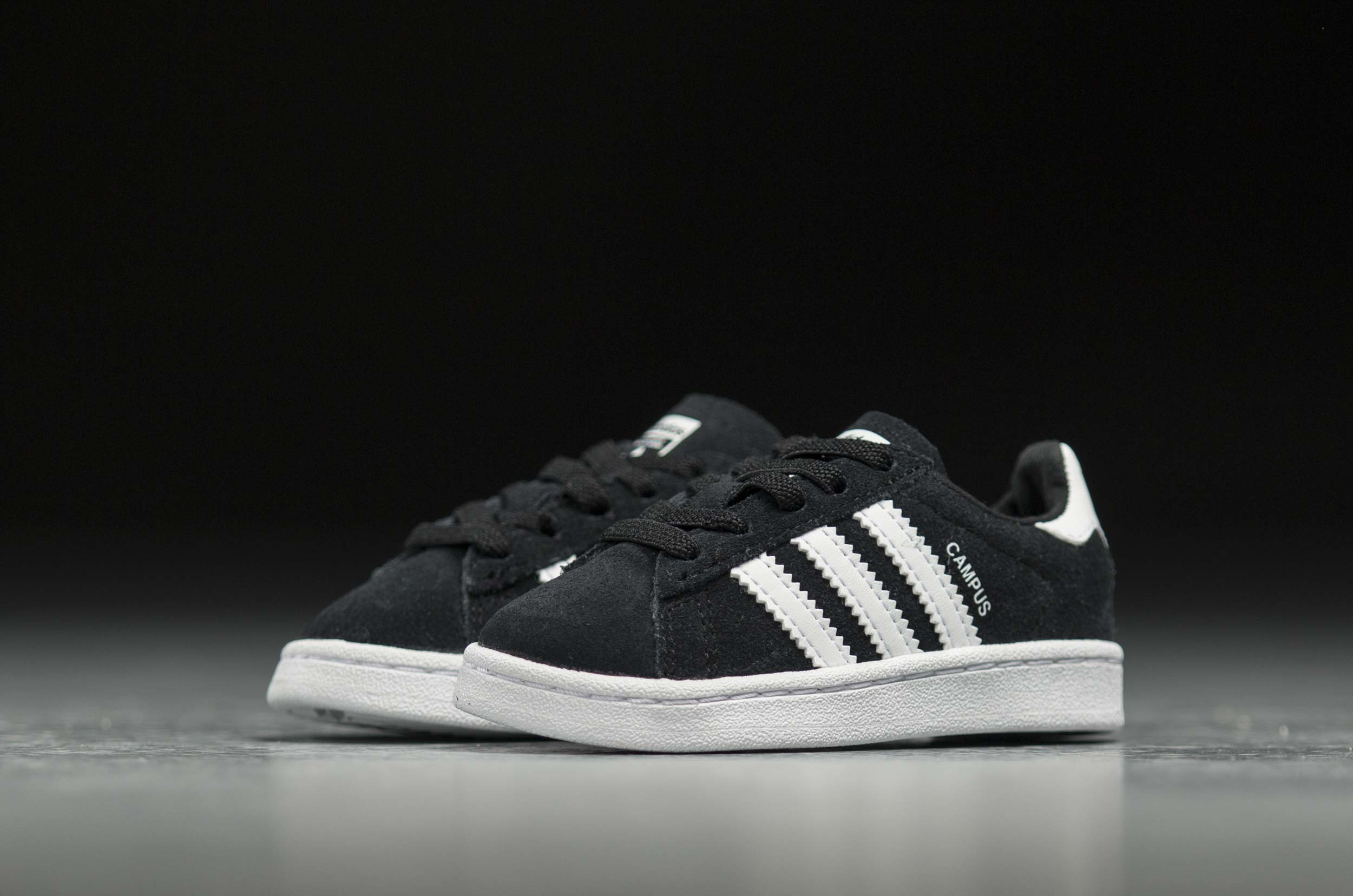 ... adidas Originals CAMPUS EL I BY9599 Μαύρο ... cb654d3fd88