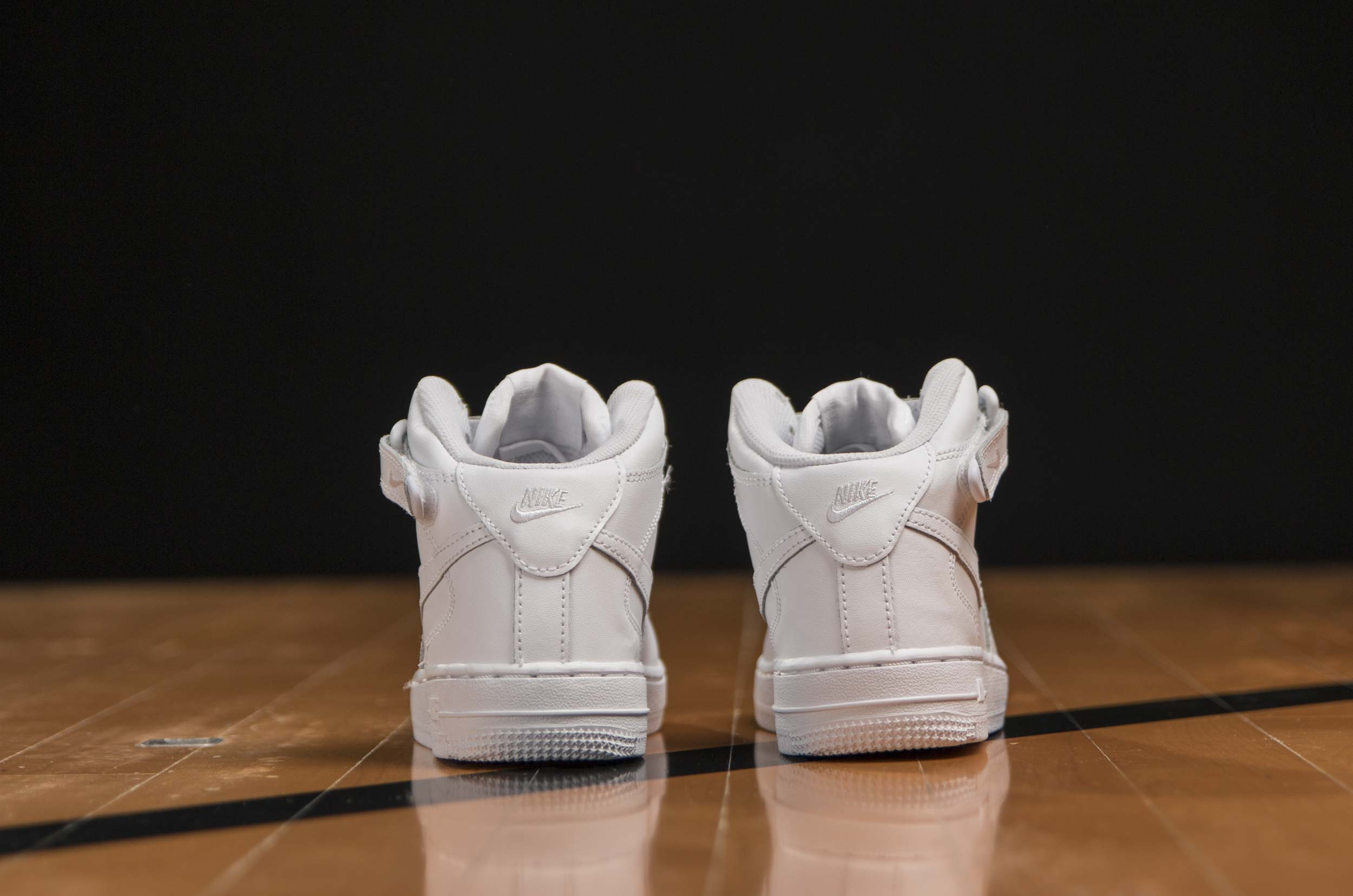 NIKE AIR FORCE 1 MID 314196-113 Λευκό