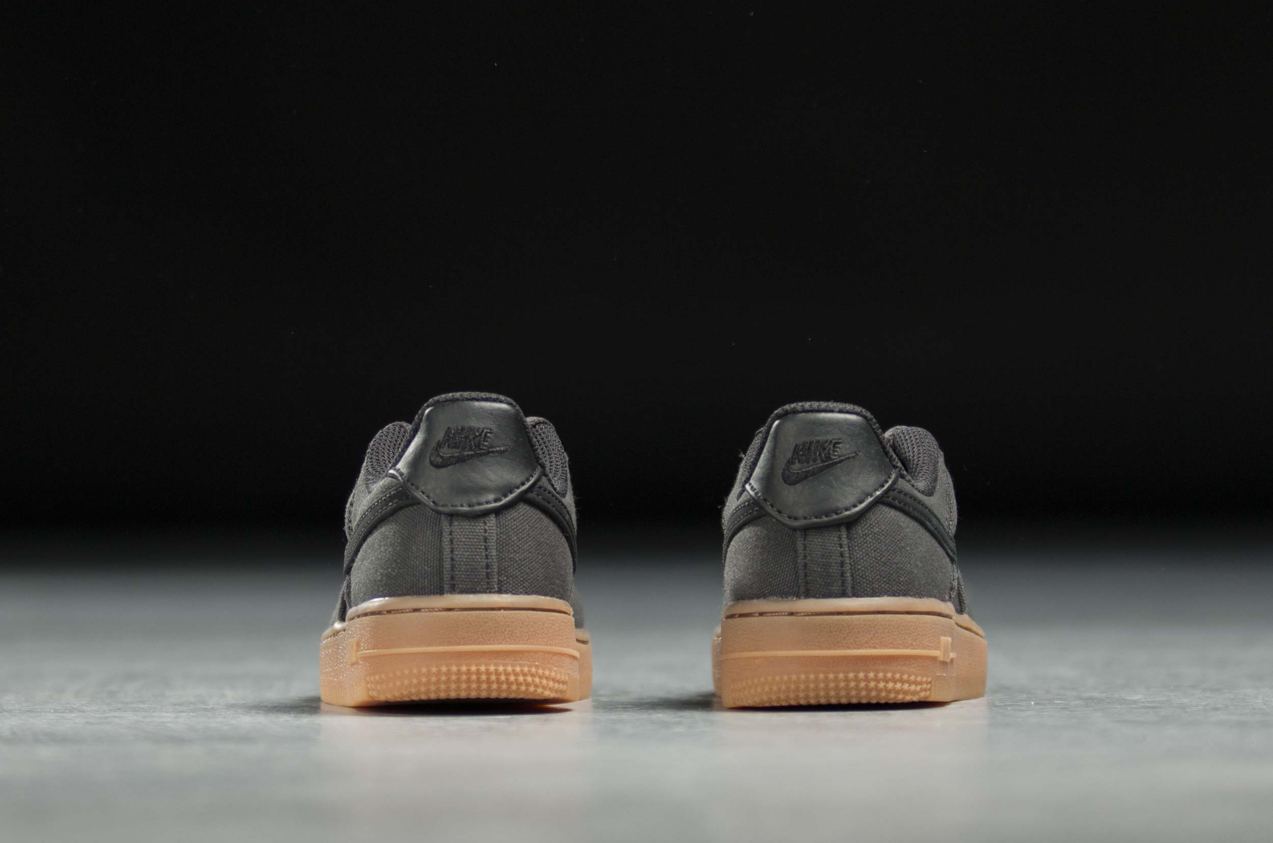 NIKE AIR FORCE 1 LV8 STYLE PS AV3525-001 Μαύρο