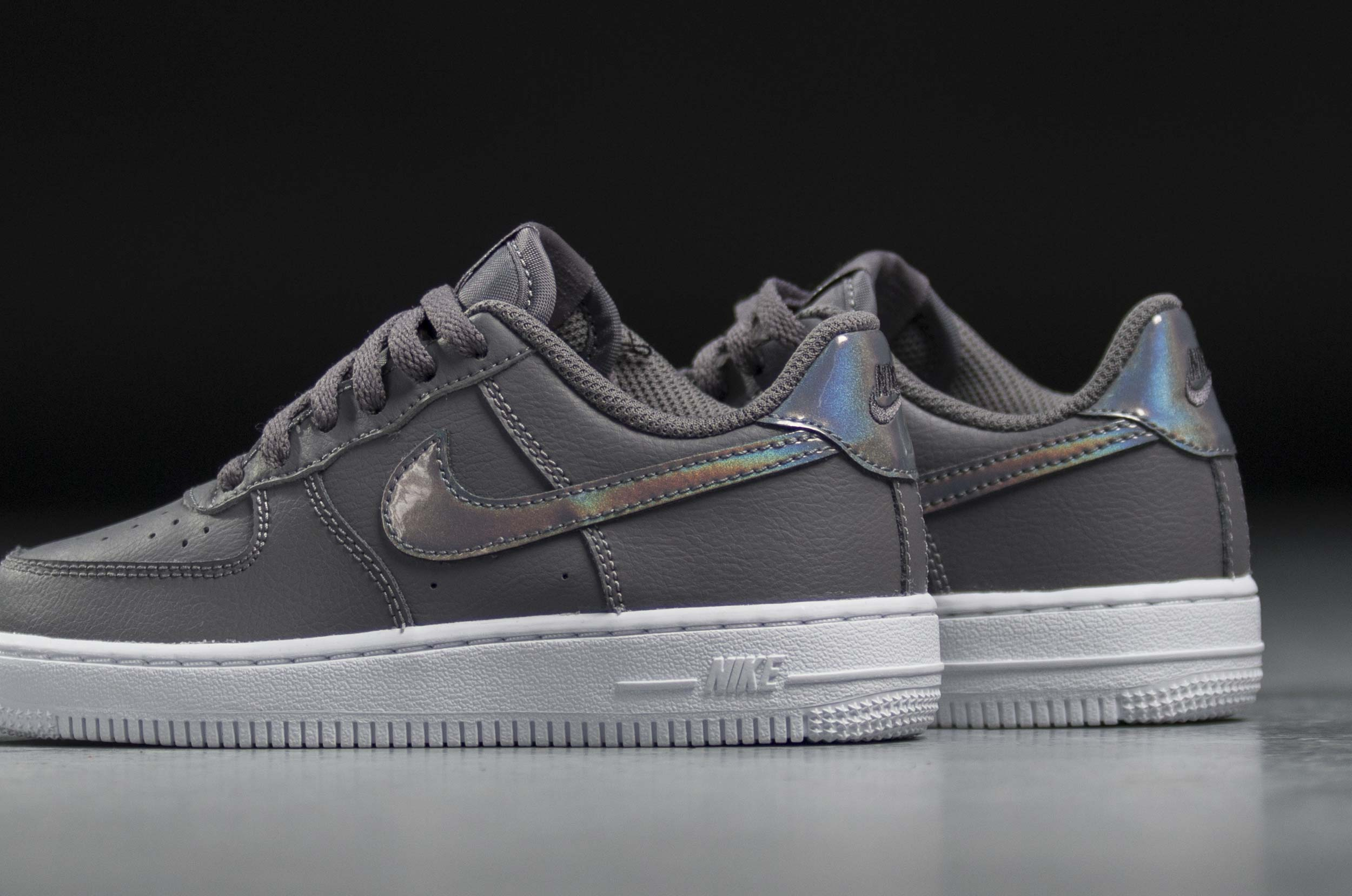 NIKE AIR FORCE 1 PS 314220-019 Ανθρακί